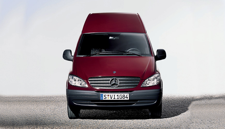wil ly de transporter mercedes benz vito. Black Bedroom Furniture Sets. Home Design Ideas